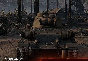 T-34-85M Remodel , 2 photo